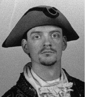 John Morgan of Pirate Jenny, 1994