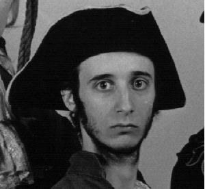 Paul Iannotti of Pirate Jenny, 1994