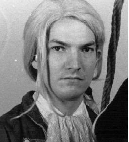 Eric Furlong of Pirate Jenny, 1994